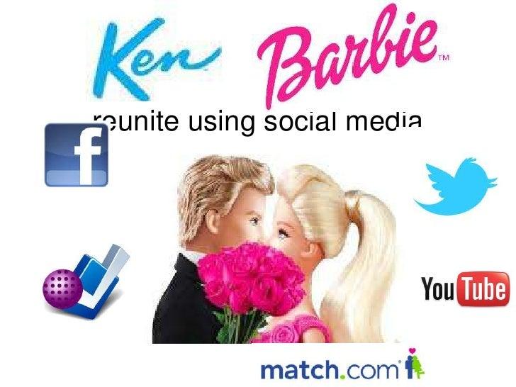 reunite using social media