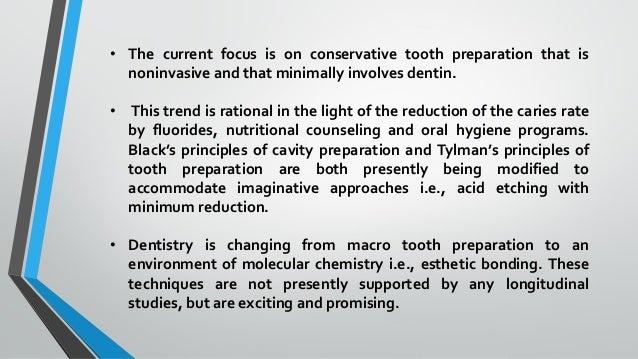 Principles of tooth preparation Slide 3