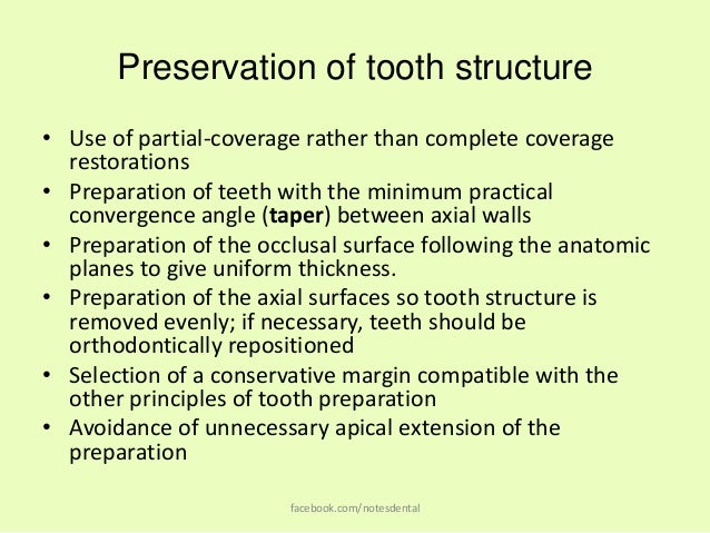 preservation and restoration of tooth structure 3rd edition pdf