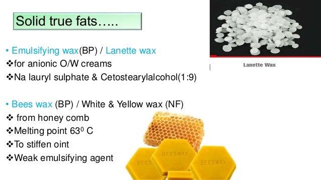 verschil vaseline cetomacrogol en lanette