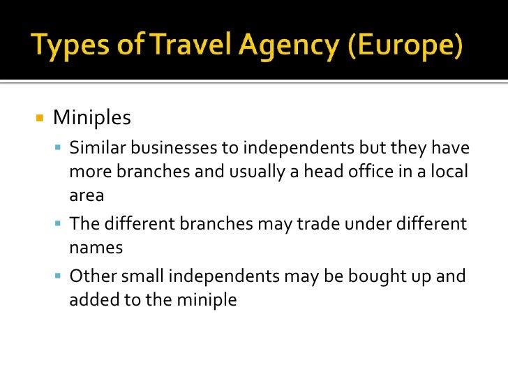 Travelers Travel Agency