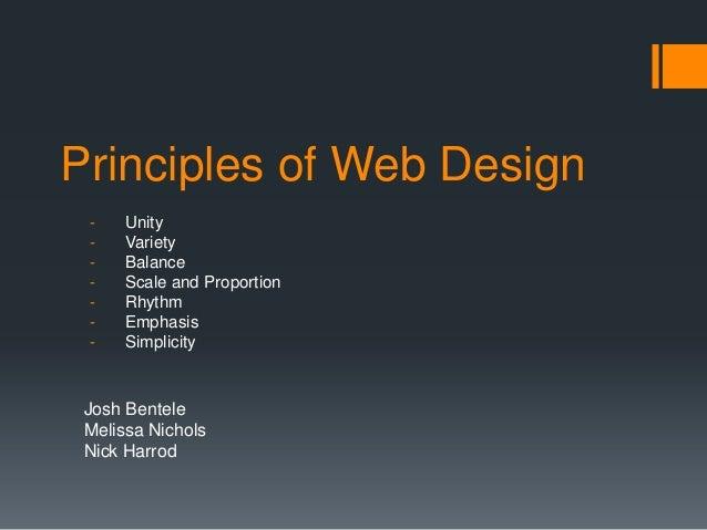 Principles of web design web graphics software 10am-mw