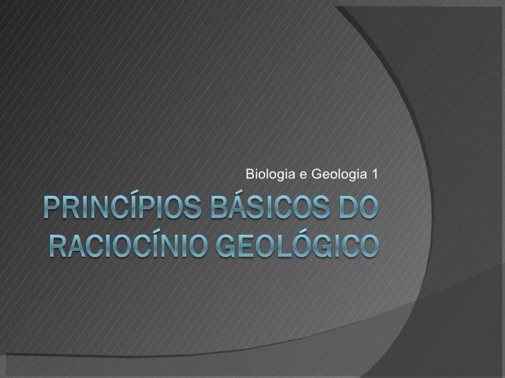 Biologia e Geologia 1