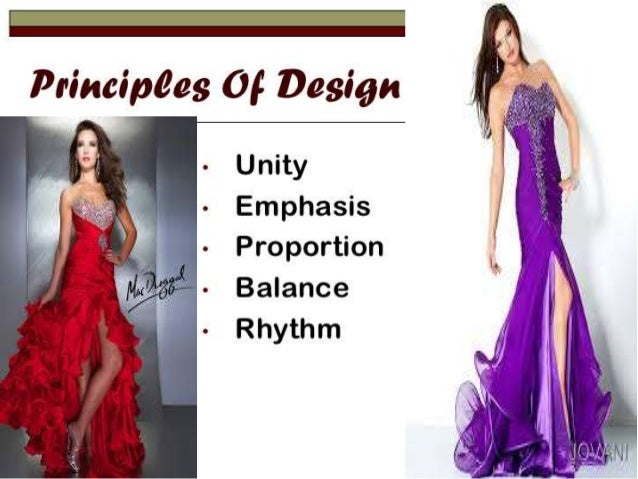 Principles Of Design Rhythm Fashion