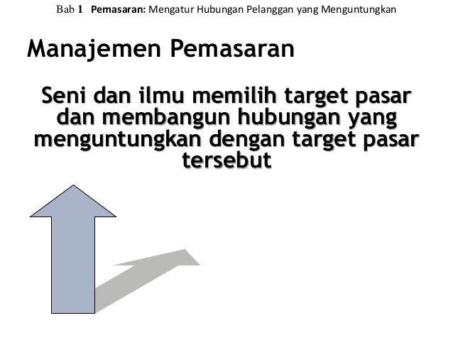 Manajemen Pemasaran Principles of Marketing Philip Kotler