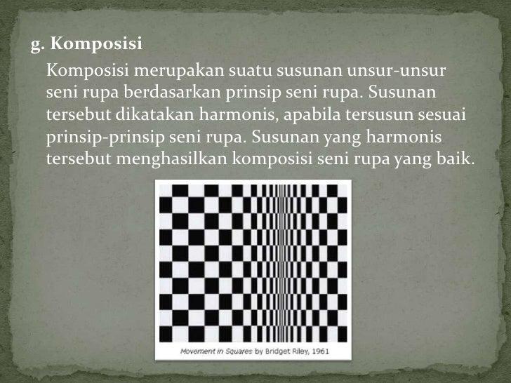 Sebutkan Dan Jelaskan Prinsip Prinsip Seni Rupa - Coba ...