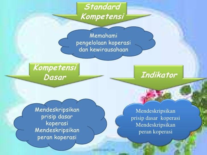 Prinsip dasar dan peran koperasai Slide 2