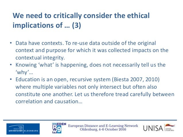 Imagecredit:https://www.flickr.com/photos/haydnseek/2534088367 We need to critically consider the ethical implications of ...