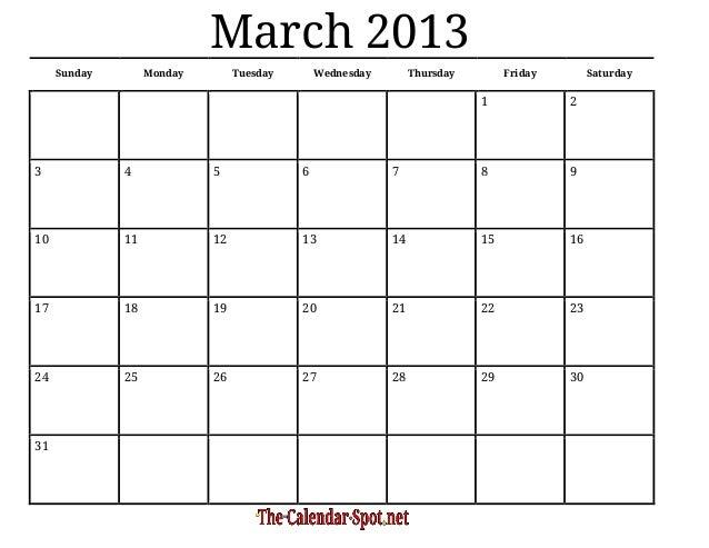 SEMS Activities: March 2013