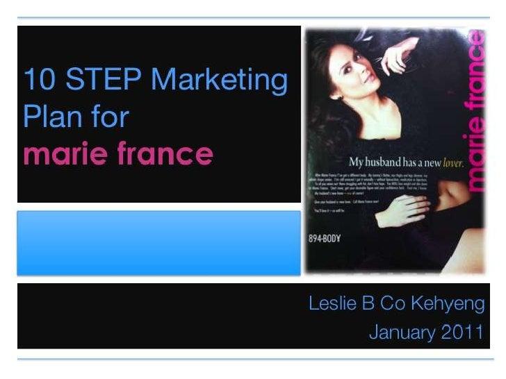 marie france Print Ad Medical Marketing