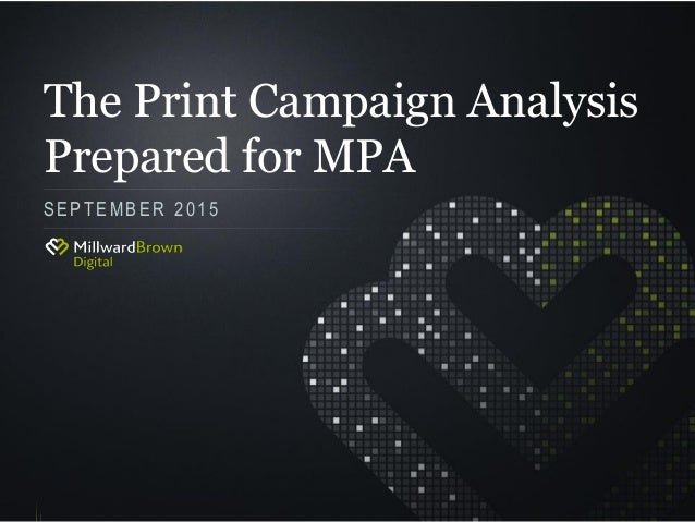 ad campaign analysis Averyappealingandhumorousadvertisingcampaigntheseadsaredesignednotonlyto rhetorical analysis sample essay 2 created date:.