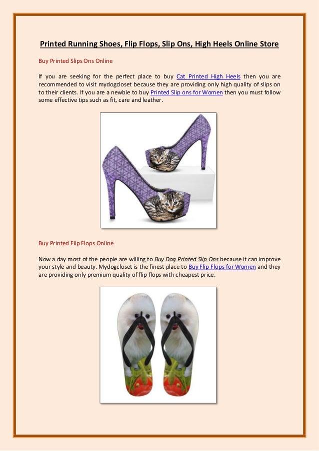 High Heels Online Store