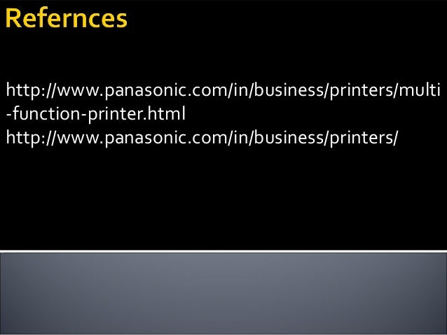Printer for everything