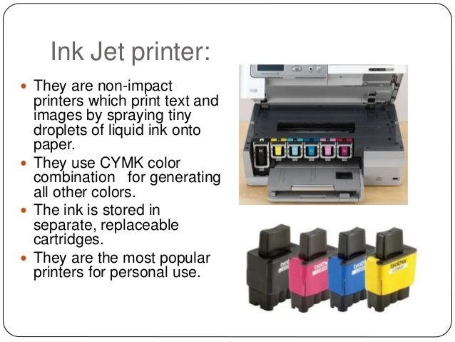Types Of Printer Paper