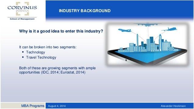 tech app business plan