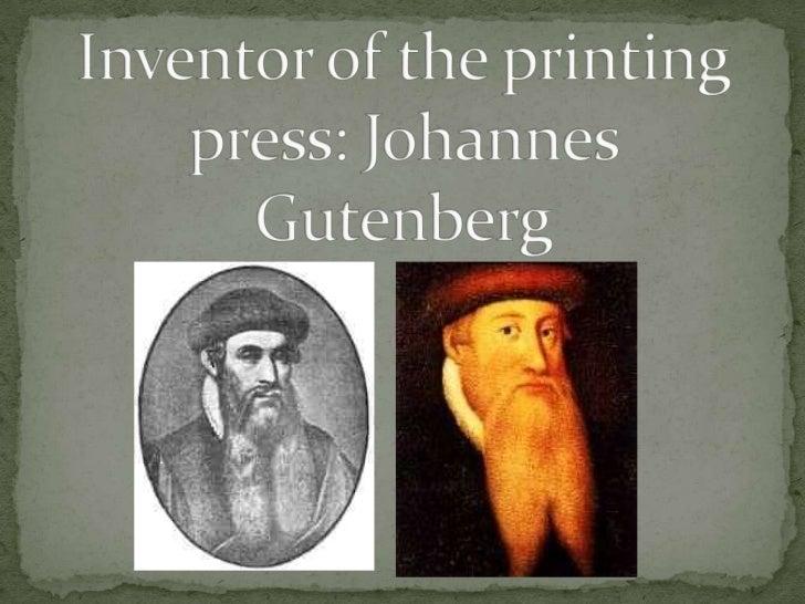 The Printing Press SS Renaissance Project