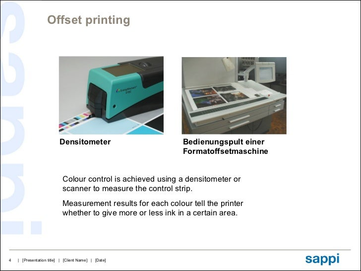 Printing technology sheetfed offset (II)