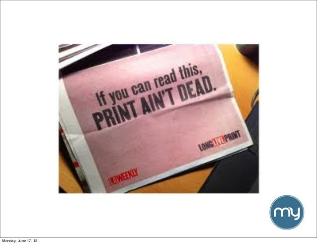 print is not dead Footprint south know it is still very much alive and kicking the world wide web is where we go to get answers here at footprint south we have been.