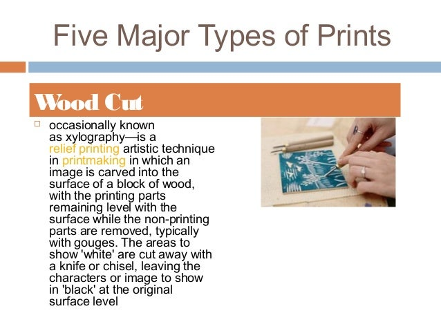 Printmaking (History and Types)
