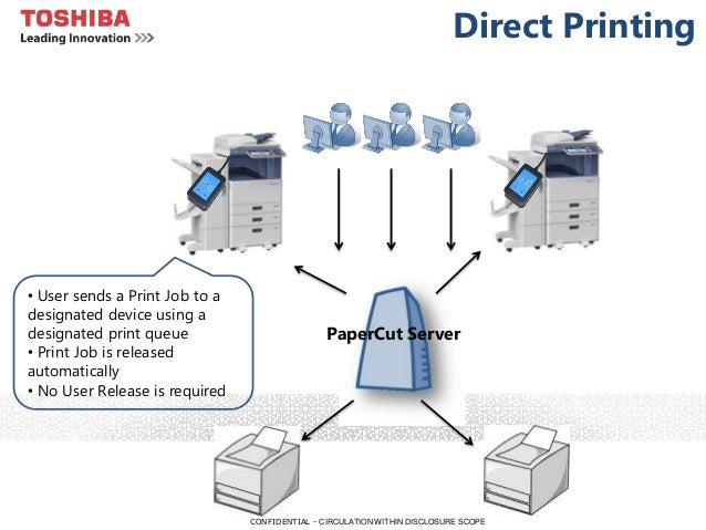 print management software free