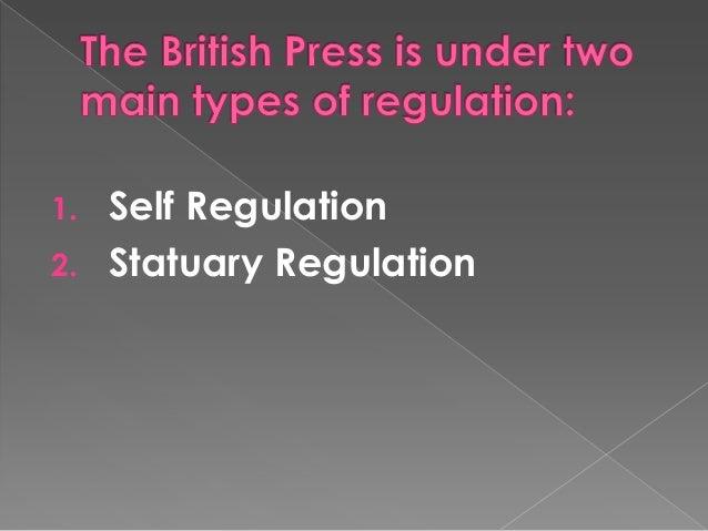 Print media regulation Slide 2