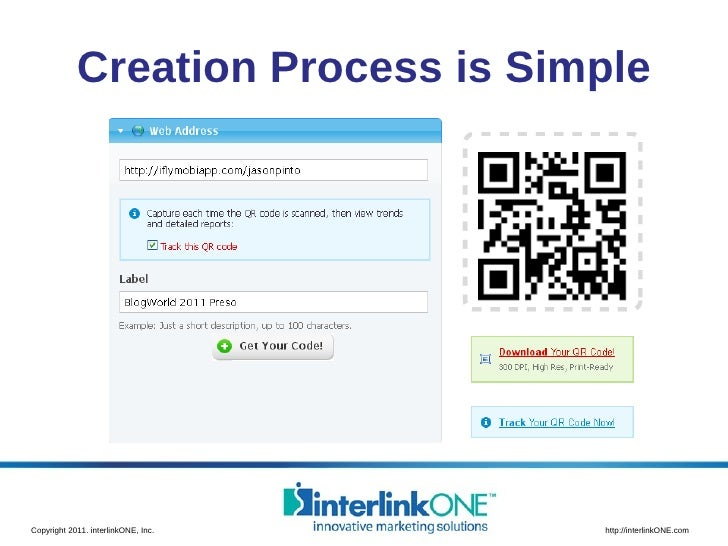Creation Process is Simple