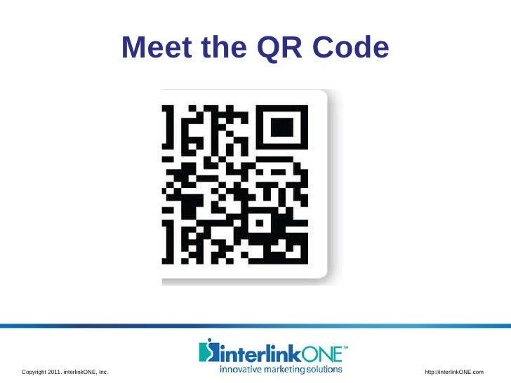 Meet the QR Code