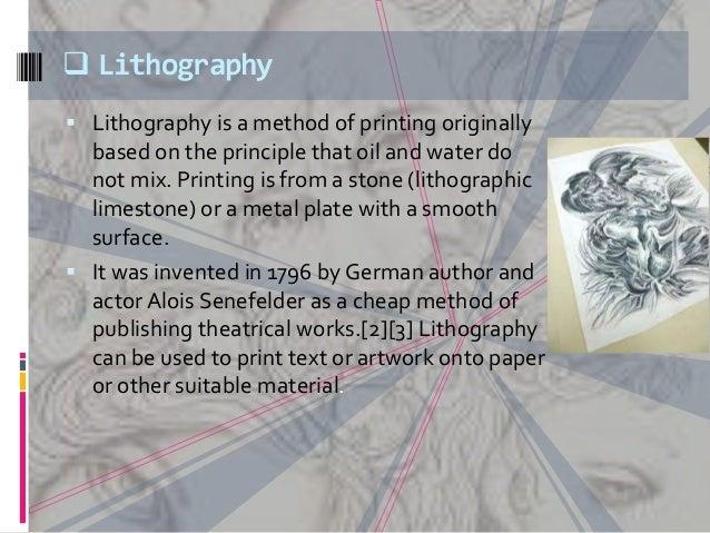 10. & Print Production Process