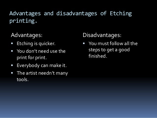 Print Production Process