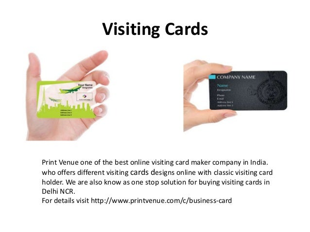 Printvenue customized products online inda visiting cards print venue reheart Image collections