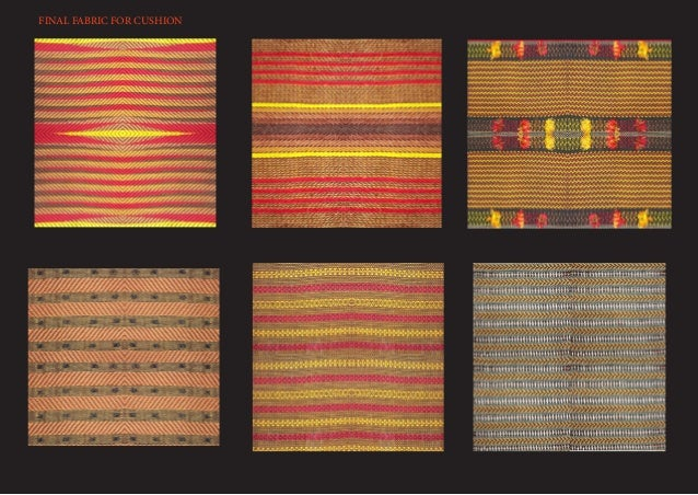 Print woven structure project
