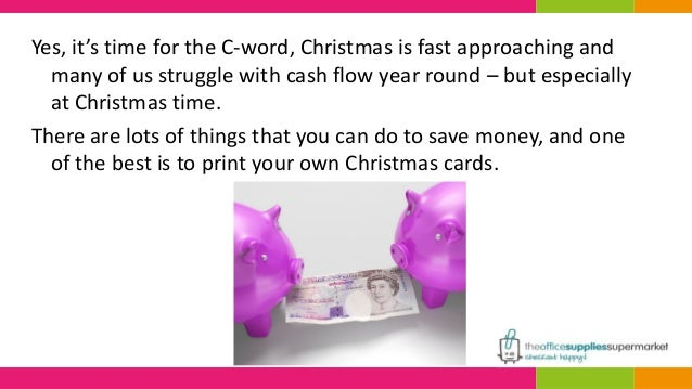 print your own christmas cards and save money 2