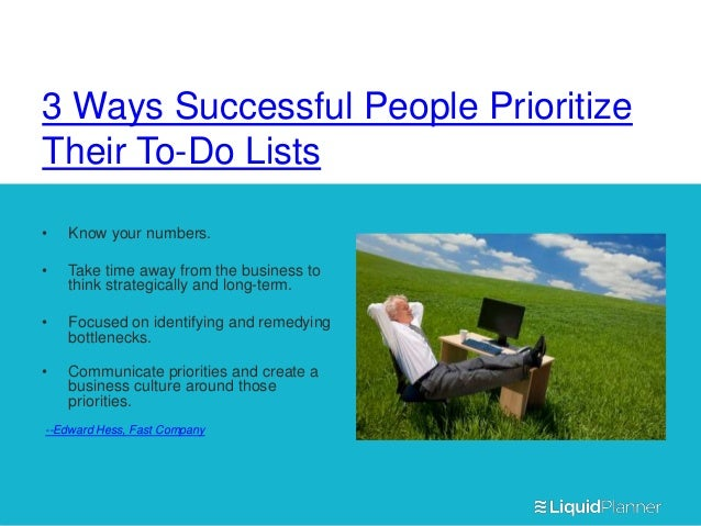 Keeping People Focused On Priorities Is >> Hot List Priorities How To Make Them And Keep Them