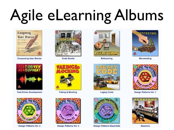 Agile eLearning Albums