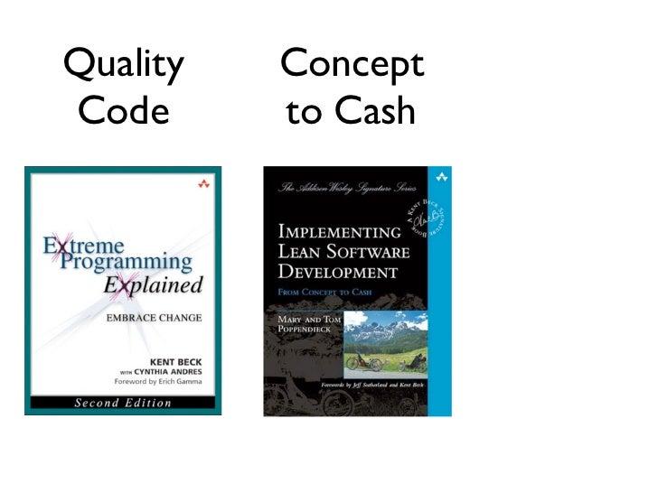 Quality   ConceptCode      to Cash