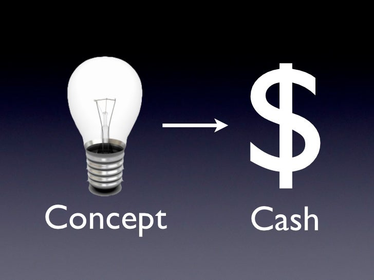 Concept          $          Cash