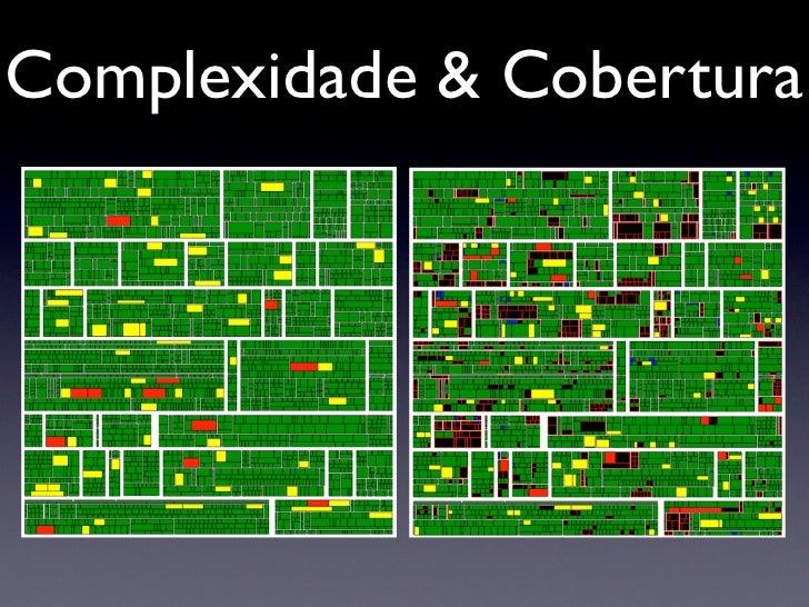 Complexidade & Cobertura
