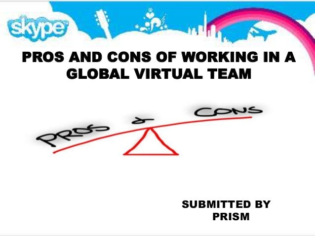 pros and cons of teamwork