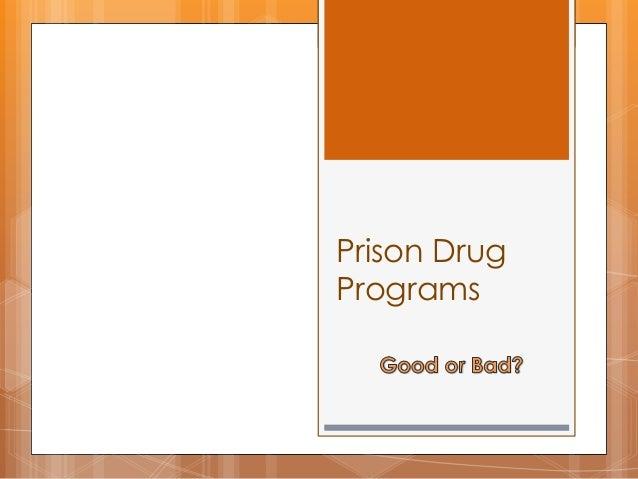Prison DrugPrograms