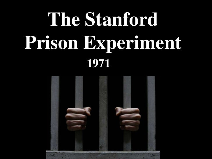 stamford prison experiment The stanford prison experiment was conducted by phillip zimbardo in 1971 by organizing an exercise that simulated prison life, zimbardo intended to discover how quickly people conformed to the roles of guard and prisoner.