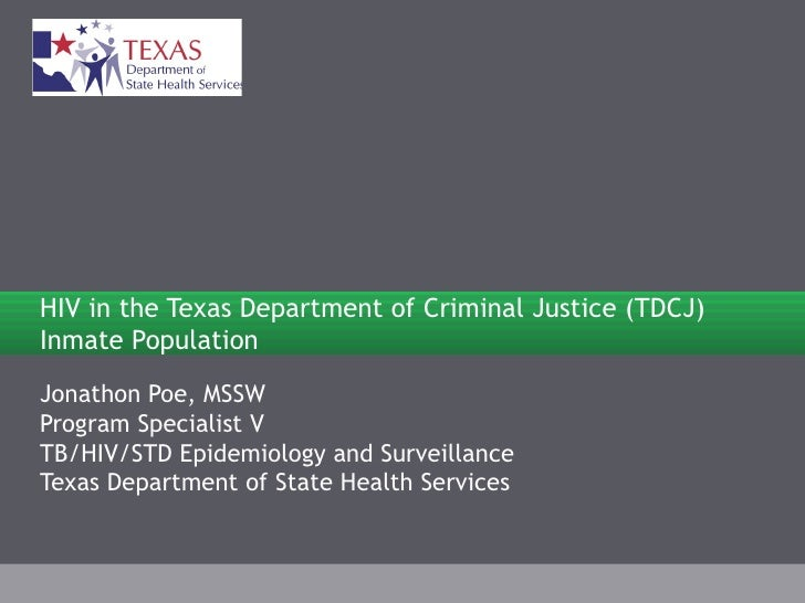 jonathon poe mssw program specialist v tbhivstd epidemiology and surveillance texas