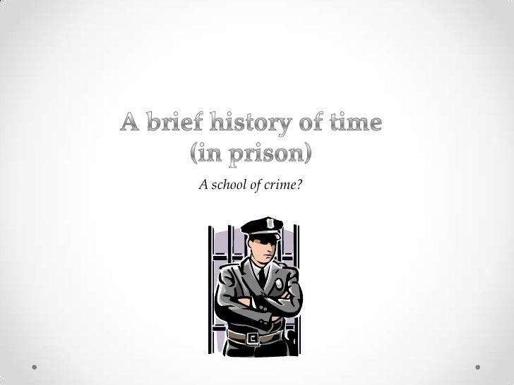 A school of crime?