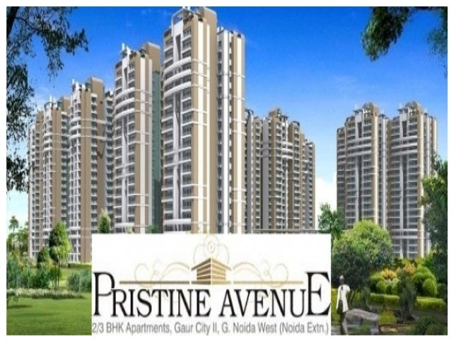 Pristine Avenue Flats for Rent - 9911154422 , Noida Extension