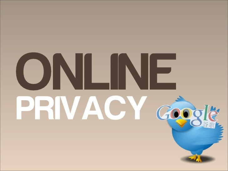 ONLINEPRIVACY