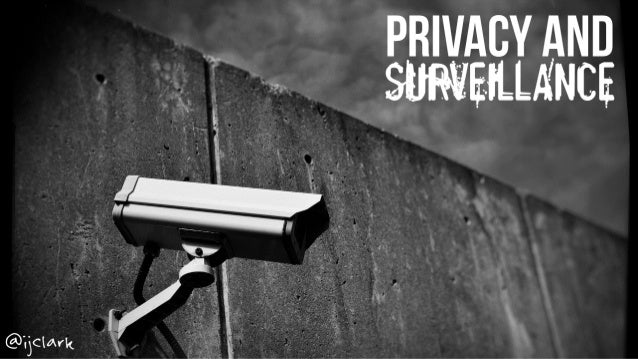 Privacy, Surveillance and librarianship