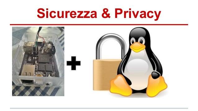 Sicurezza & Privacy