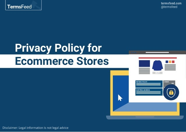 BUY REFUND POLICY SHIPPING ADDRESS I AGREE PURCHASE ORDER Privacy Policy for Ecommerce Stores
