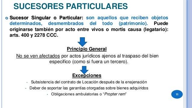 TERCEROS  Terceros: son las personas ajenas al contrato Principio General: ARTICULO 1022.- Situación de los terceros. El ...