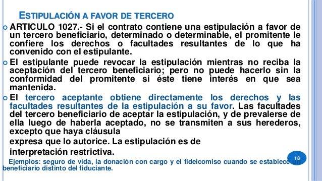 EFECTOS PROPIOS DE LOS CONTRATOS BILATERALES 1. SUSPENSIÓN DEL CUMPLIMIENTO En los contratos con obligaciones reciprocas a...