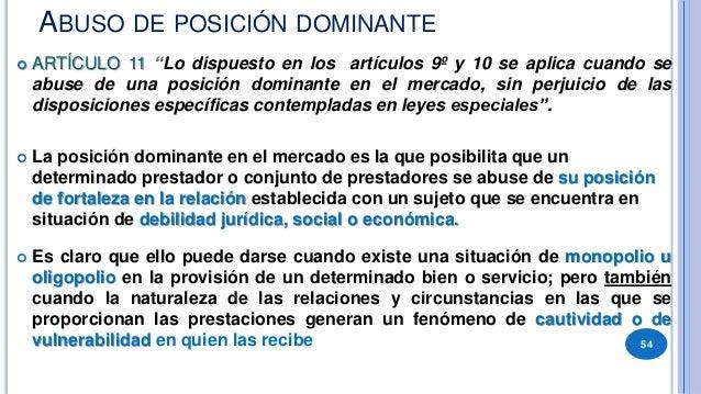 LEY 27442 –DEFENSA DE LA COMPETENCIA  Artículo 1: ESTAN PROHIBIDOS:  LOS ACUERDOS ENTRE COMPETIDORES,  LAS CONCENTRACIO...